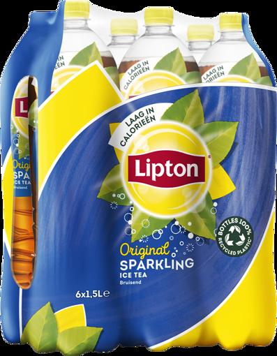 Afbeeldingen van LIPTON ICE TEA ORIGINAL 6X1,5L PET